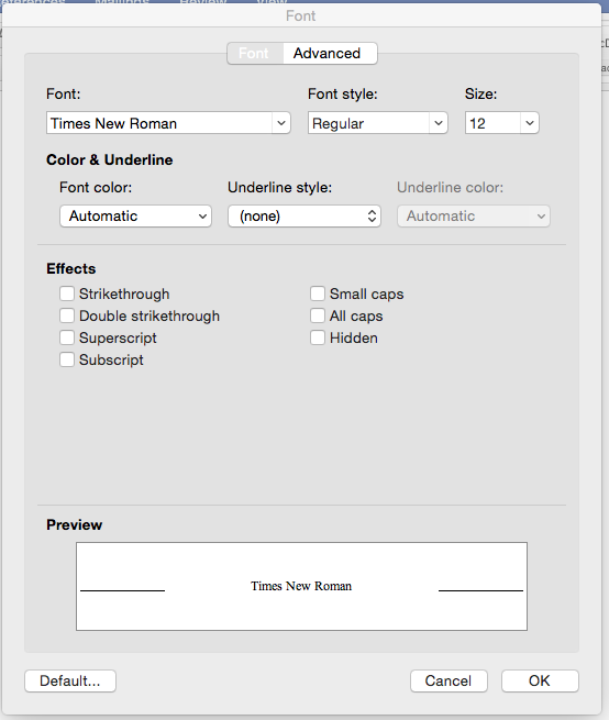 change size pdf document mac